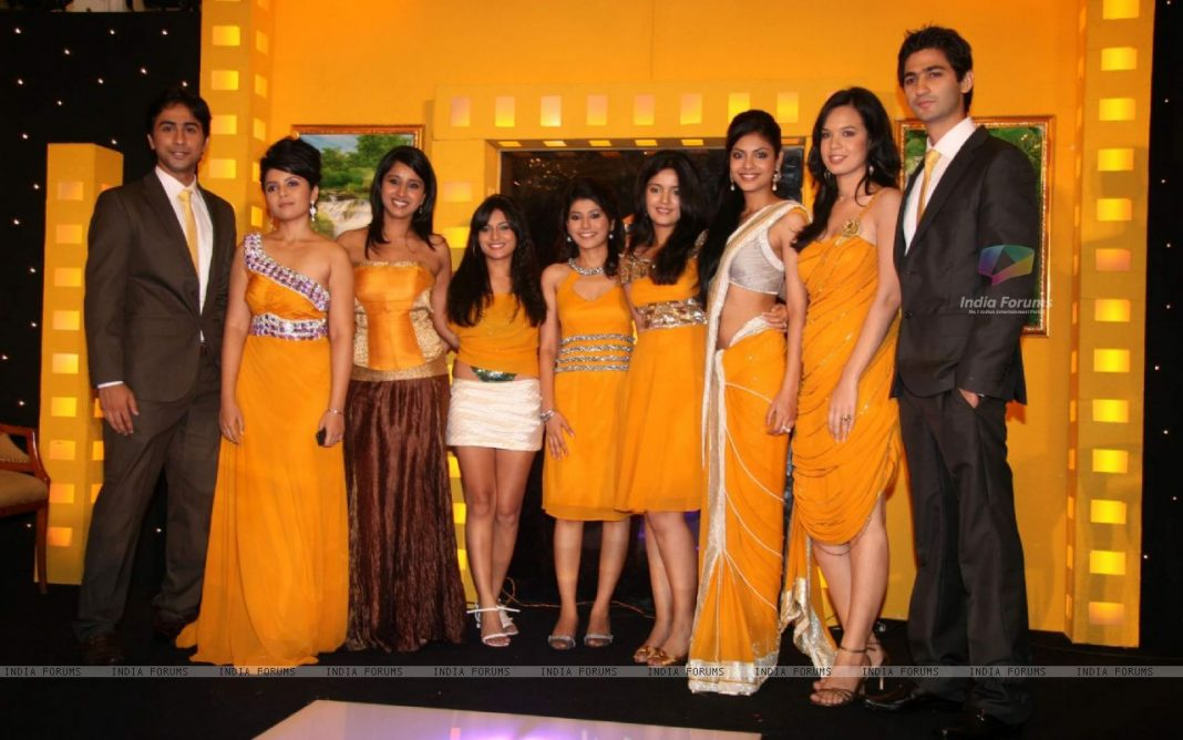 Glam new models host Star''s new Shopping Channel Star CJ Alive at ITC Parel