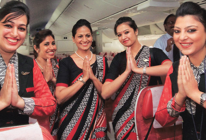 Air india contacts