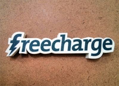 Freecharge-Sticker-Top-View