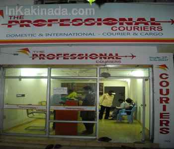 The_Professional_Couriers_Bhanugudi_Junction_,Kakinada