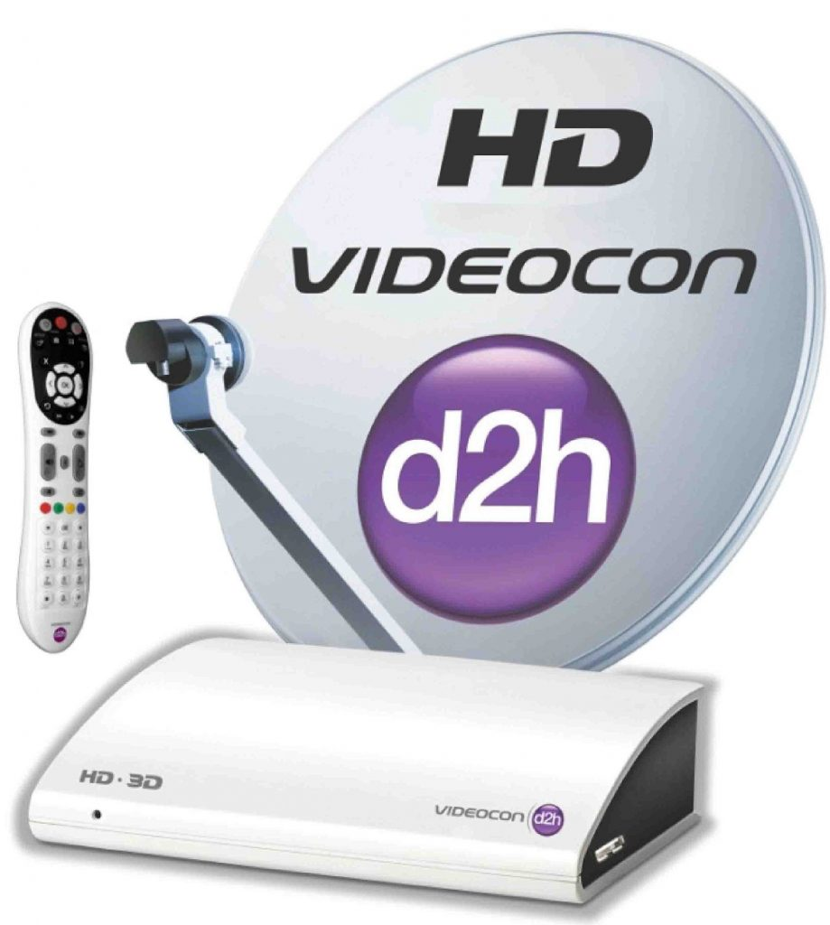 Videocon D2H customer care phone number
