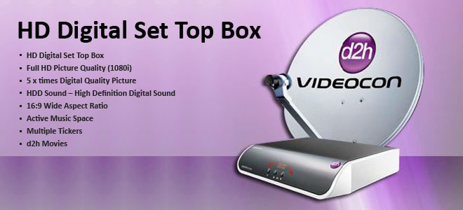 Videocon D2H phone number Details
