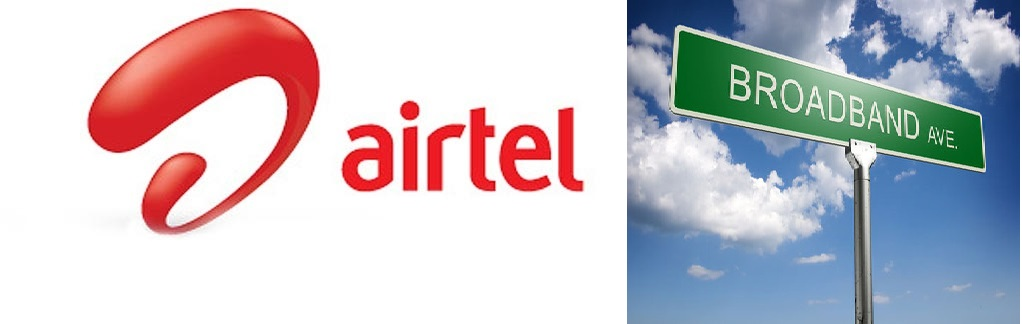 Airtel Broadband Contacts numbers