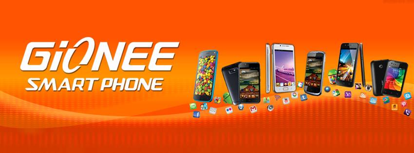 Gionee Customer care Contacts Details