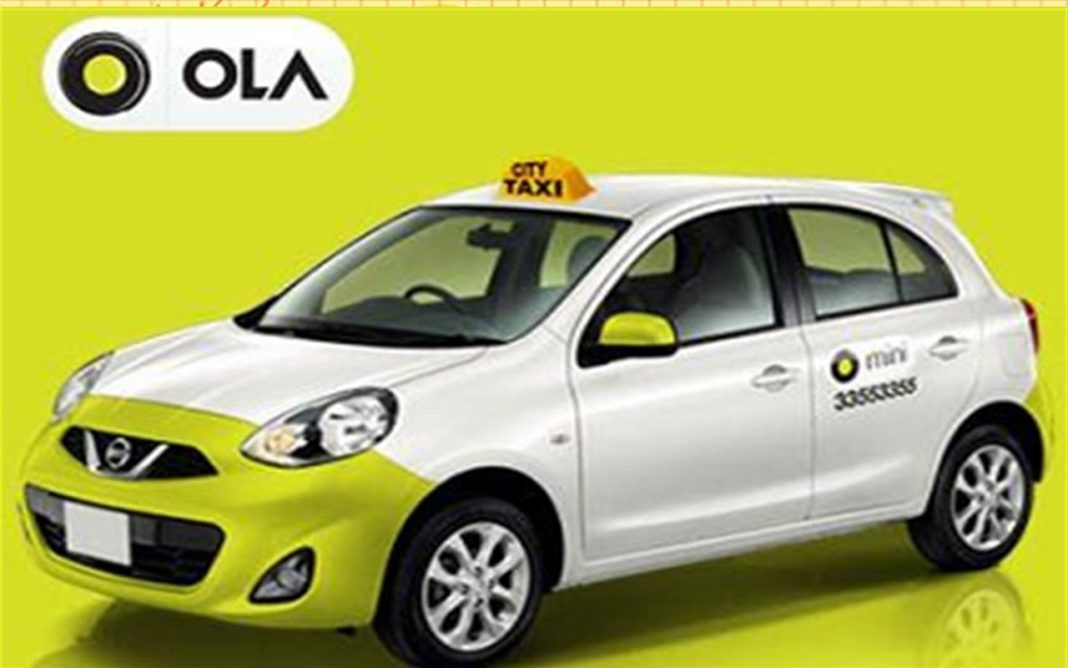 Ola Cabs Numbers