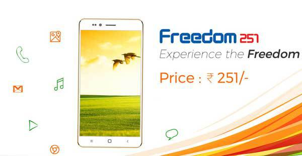 freedom-251 Customer care