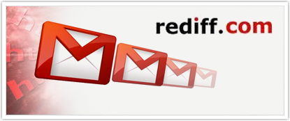 rediffmail Contacts