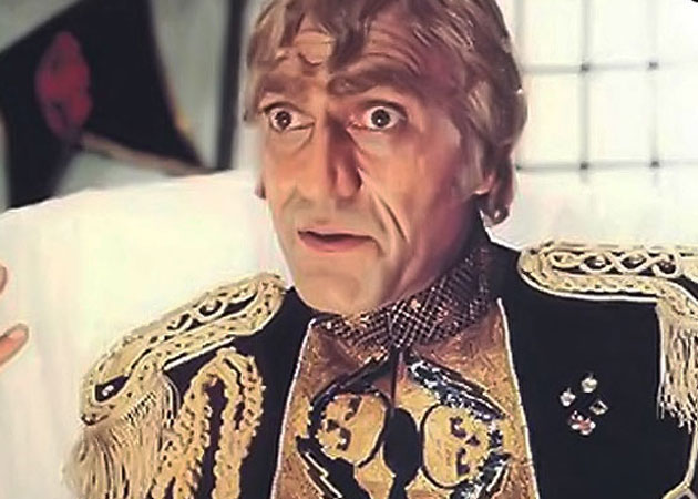 Amrish Puri Address