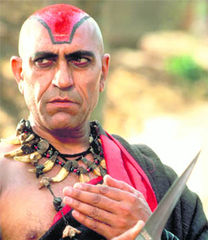 Amrish Puri home Address