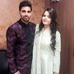 Bhuvneshwar Kumar gf wife