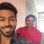 Hardik Pandya mother