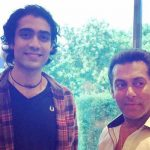Jubin Nautiyal with salman images