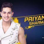 Priyank Sharma in bigg boss 2017