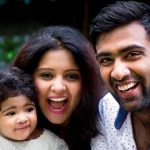 Ravichandran Ashwin wife