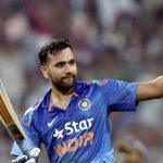 Rohit Sharma match photos