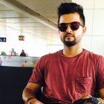 Suresh Raina beard