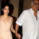 Boney-Kapoor with daughter